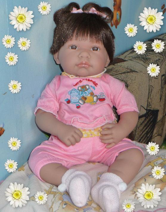Наша Паула, кукла от Antonio Juan