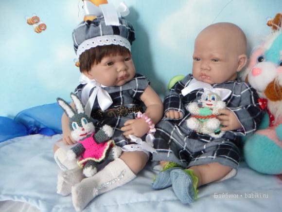 1Такие разные и одинаковые! Куклы Антонио Хуан