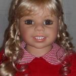 Хайди - коллекционная кукла Мастерпис