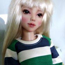 Кукла которую я ждала шесть лет, а возможно это она меня ждала