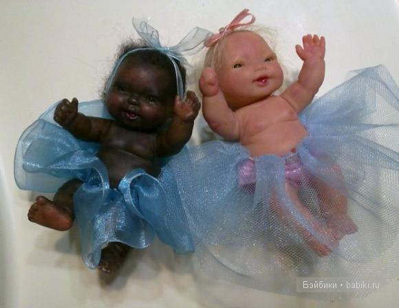 Они - кукла своими руками