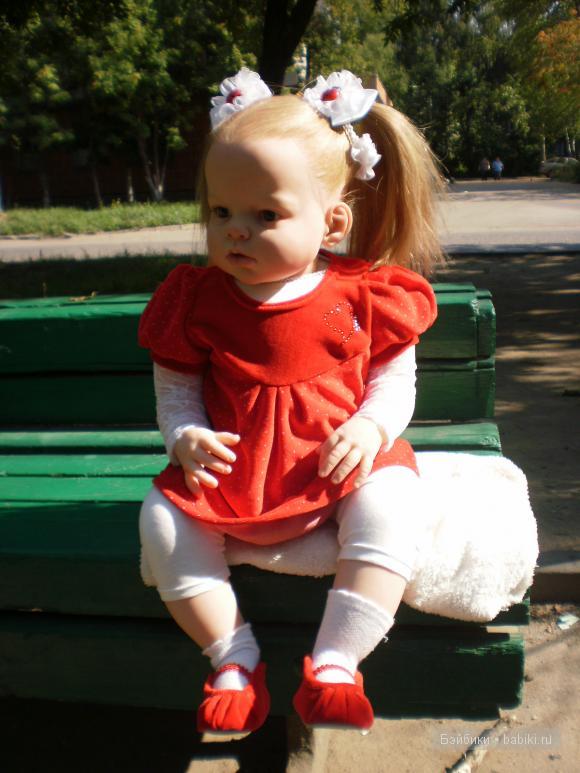 кукла Ульянка