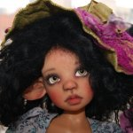 Маленькая волшебница  - Nelly Faun tan by Kaye Wiggs