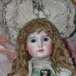Великолепная французская кукла Steiner Fre A 4. Рост 56