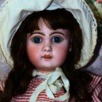 Очаровательная конфетка антикварная французская кукла  Жюмо/Jumeau. Рост 51 см
