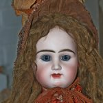 Антикварная француженка Nicolette от Rabery & Delphieu 4 рост 73 см