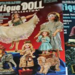 "Журнал ""Antique Doll"" 12 штук за 2017-18 годы"