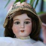 Милая немочка Gebrüder Kuhnlenz 44-29, 51 cm