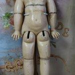 Антикварное тело  Jumeau 54 cm/13 tallie