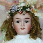 Милая малышка Bahr&Proeschild  für Max Handwerck 283,  43 cm