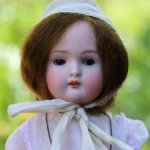 Характерная малышка HERTEL&SCHWAB 132 um 1912, 36 cm