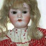 Милая характерная малышка SCHÖNAU & HOFMEISTER 1909, 36 cm