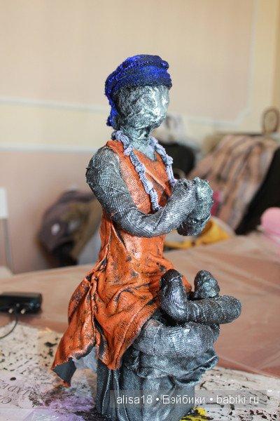 Куклы из удивительной смеси: Паверпол (Paverpol)