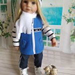 Одежда для кукол Готц