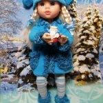 Одежда для кукол Паола Рейна и Джолин