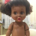 Сьюзи АА от Galoob Baby face.