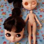 Голова от Блайз (ТБЛ)+лицевая панель+тело корейской куколки лотом или отдельно!