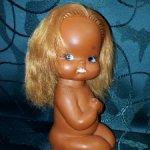 Куколка-пляжница 70х годов(япония).СКИДКА-1000руб!!!
