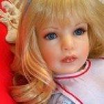 Волшебная девочка Алиса от JOAN BLACKWOOD