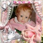 Элиза. Кукла от Laura Tuzio Ross