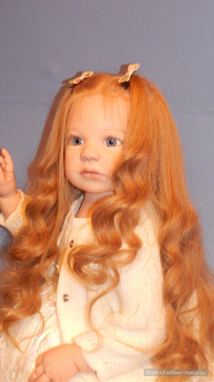 Кукла реборн Елены Ядриной