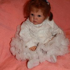 Мои куклы реборн. Кристинка балеринка.