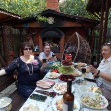 Кукло-встреча в Ильинке. Отдыхаем. Часть третья