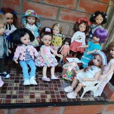 Кукло-встреча в Ильинке. Встречаем гостей. Часть вторая