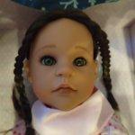 Anoushka Chosen Doll by Götz.