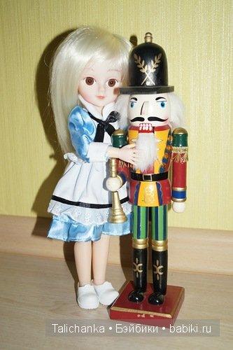 Щелкунчик и Мери