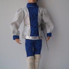 Выкройка костюма для принца