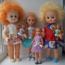 Вторая июньская выписка. Одни девочки! Кукла-загадка от Энергосбыта разгадана?