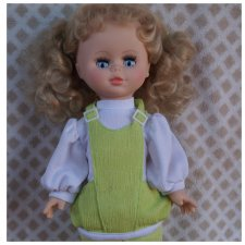Куклы и пупсы фабрики Весна начала 2000-х. Оля. Часть восемнадцатая