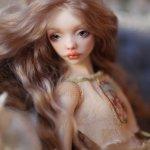 Полиуретановый тираж авторских шарнирных кукол Елены Акимовой
