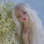 Новый полиуретановый тираж авторских шарнирных кукол Елены Акимовой