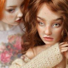 Первые куклы нового тиража формата 1/6 Саша и Мия