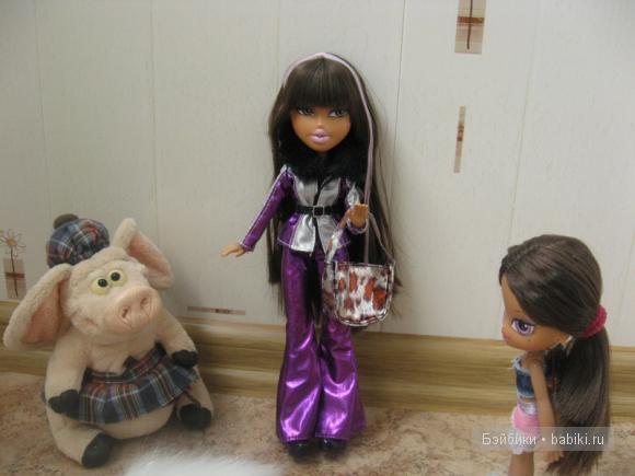 История моей куклы братц Вилл