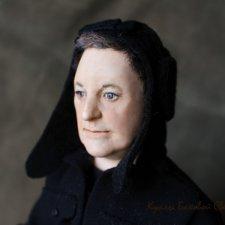 Танкист, портретная кукла
