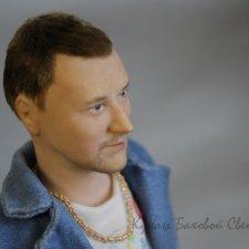 Новое. Портретная кукла