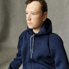 Кукла с портретным сходством ( март 2021 г.)