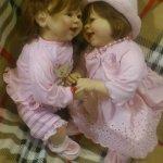 Две Ванессы - две близняшки. Petra Lechner, Vanessa