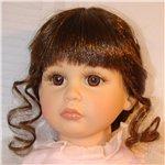 Effanbee Katie Perfect Portrait, фарфоровая кукла Ann Timmerman