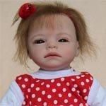 Преображение куклы реборн Дианы