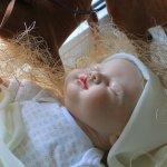 Кукла реборн Егорушка, из молда Kate, Marissa May