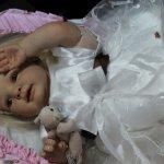 Просто кукла реборн Катюшка
