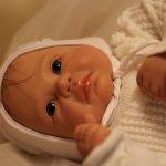 Малышка реборн из молда Лана от Петры Зайфферт