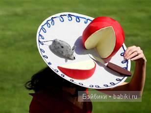 Оригинальные шляпки