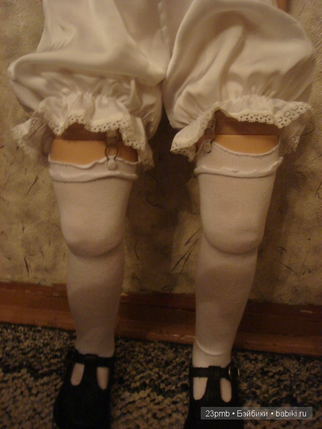 фото в панталонах бабушка