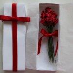 Сумка Поппи Паркер, подставка, букет роз Тоннер