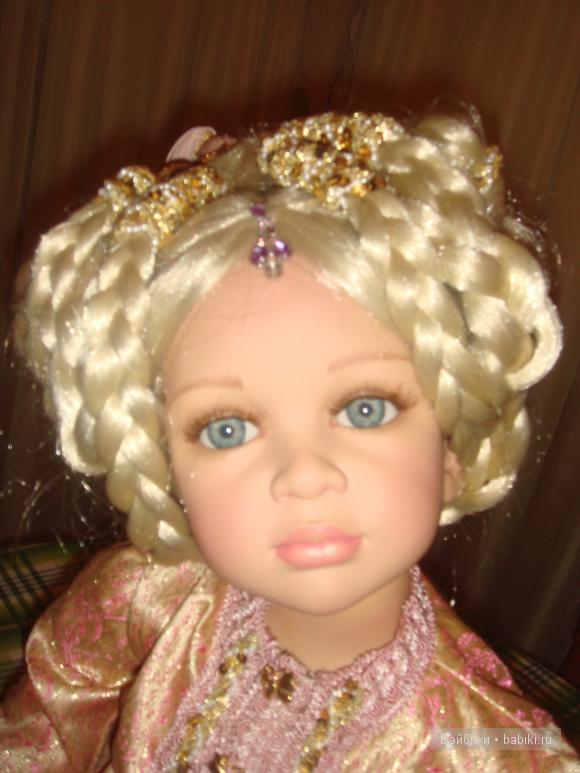 кукла Памелы Эрфф